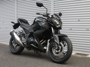 Z250ABS入荷致しました。