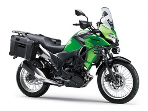 VERSYS-X250 ABS TOURER 3月15日 発売