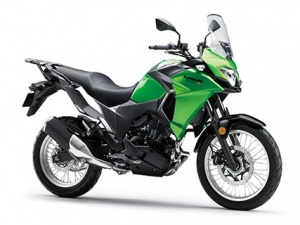 VERSYS-X ABS 入荷致しました。