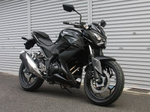 Z250ABS 2016年モデル